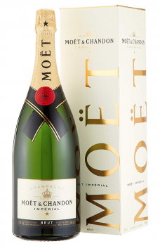 Moët & Chandon Impérial Brut in Geschenkbox 1.5