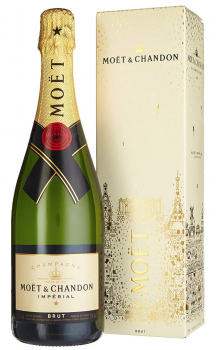 Moët & Chandon Impérial Brut in Geschenkbox 0.75